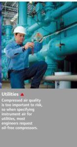 máy nén khí không dầu Ingersoll Rand-nghiên cứu